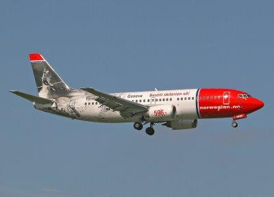 Norwegian Air Rolling Out In Flight Phone Use Internet Access Engadget