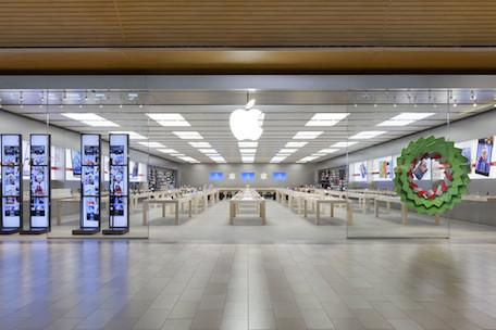 Delaware Apple Store Sells More Iphones Than Any Other Store Engadget