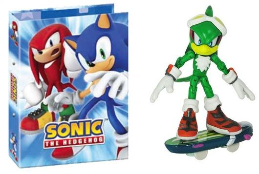 Sonic The Hedgehog Store Offers One Stop Jet The Hawk Memorabilia Shopping Engadget