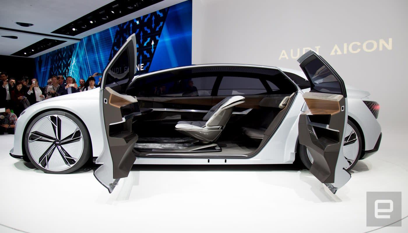 Kelebihan Kekurangan Audi Aicon Harga