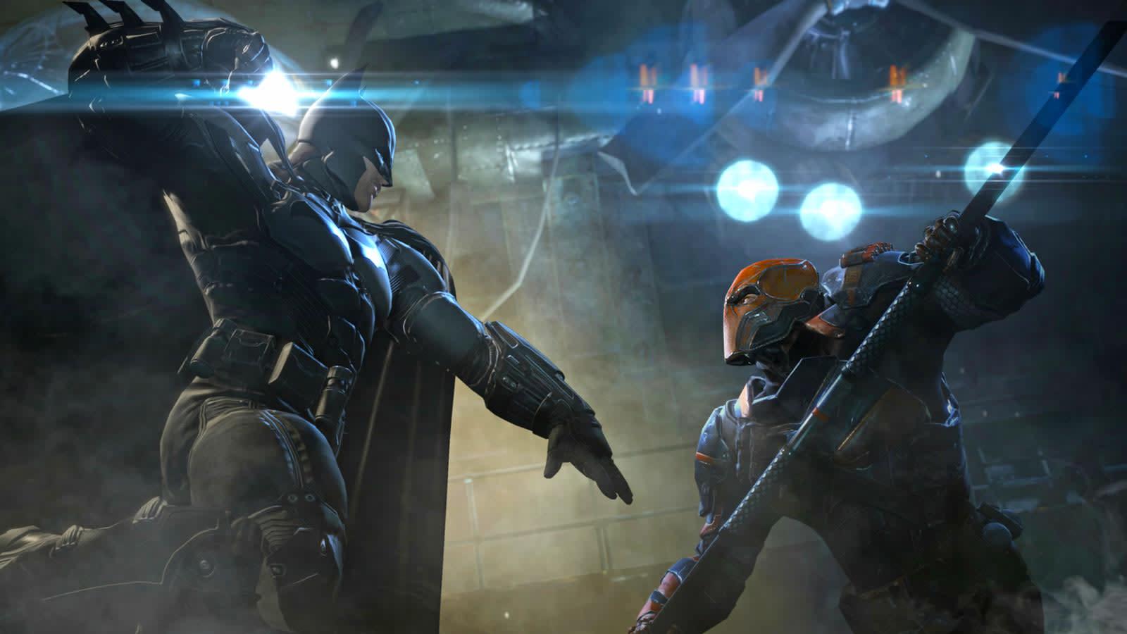Arkham Origins' studio teases new Batman game | Engadget