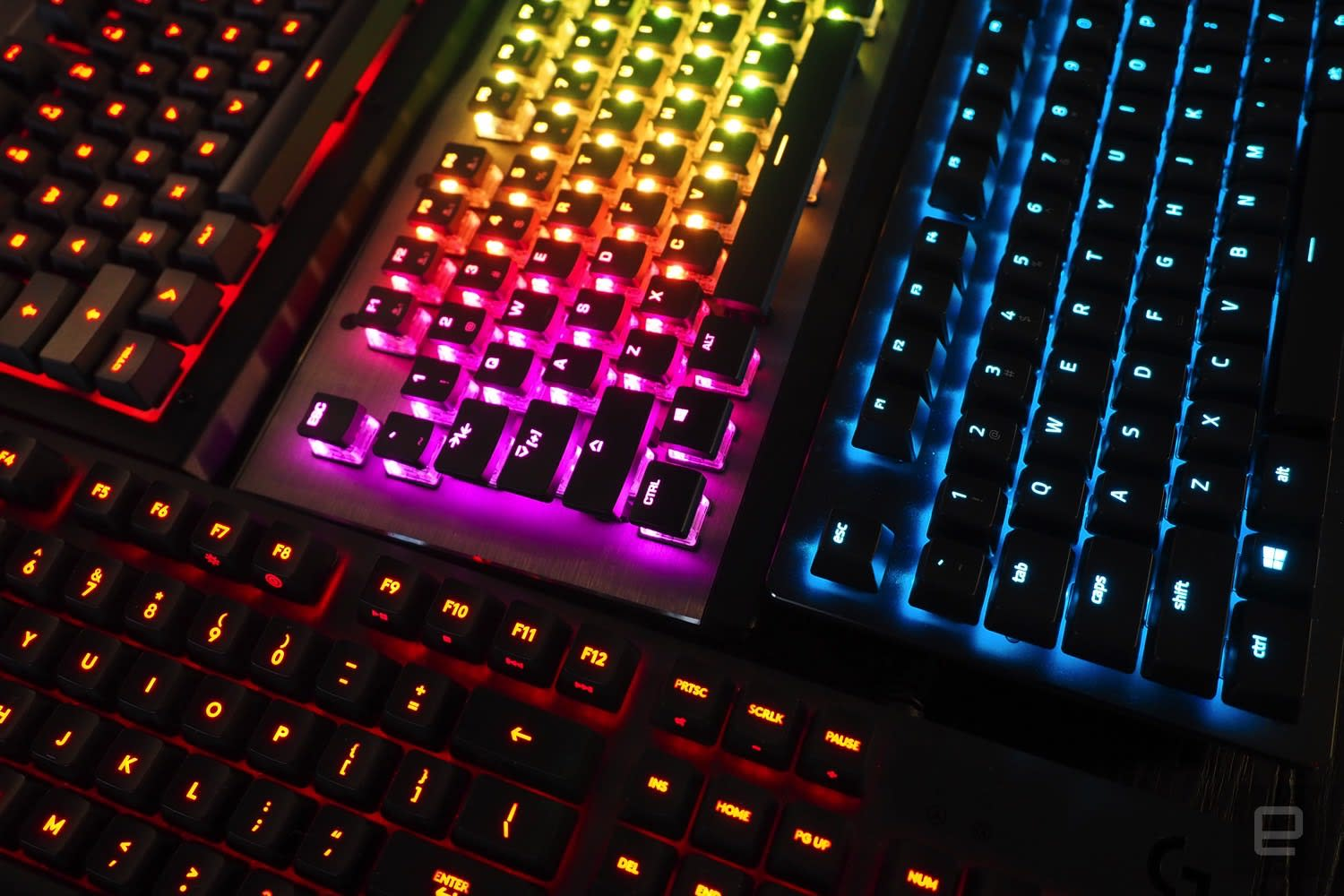 How To Buy A Gaming Keyboard Engadget