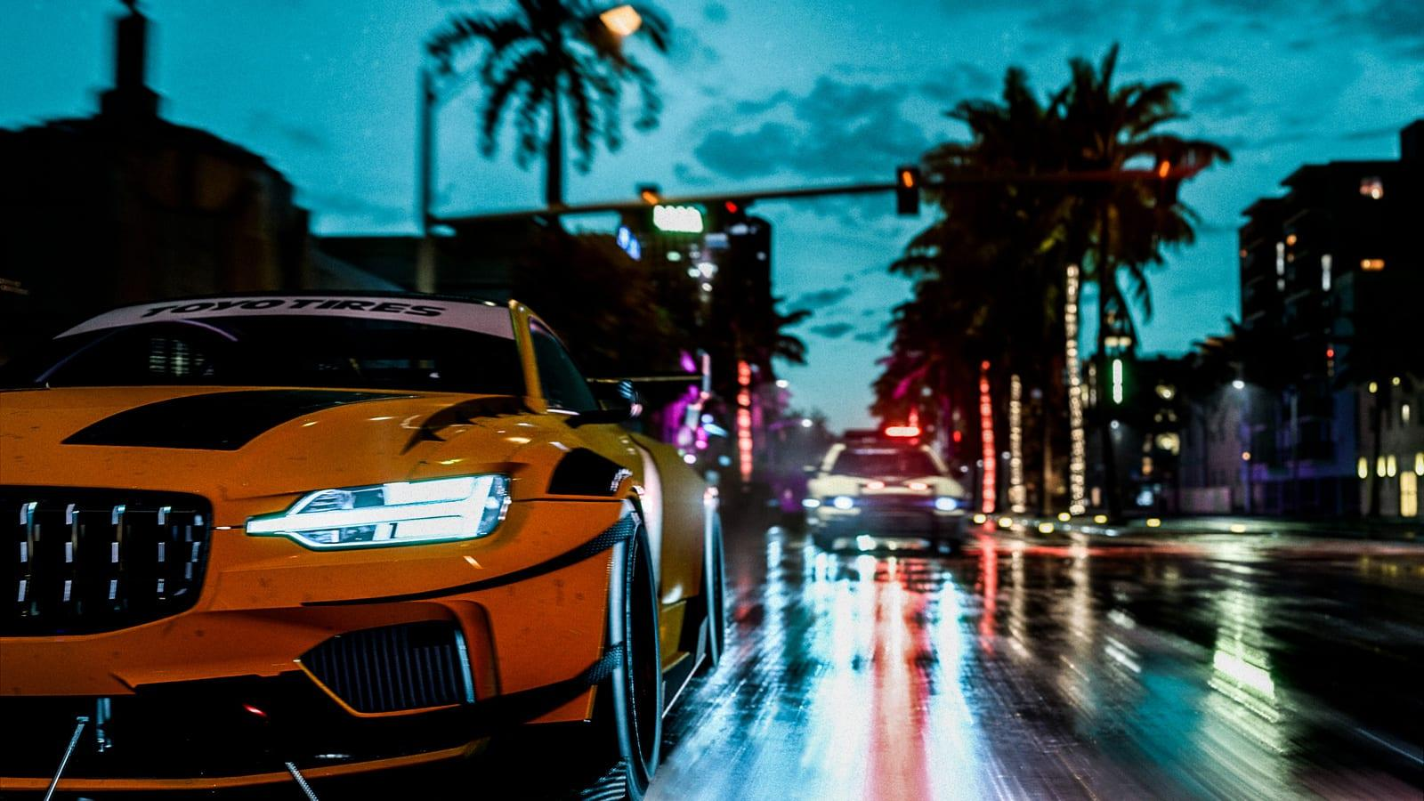 Need For Speed Heat Is An Ode To Miami Street Racing Updated
