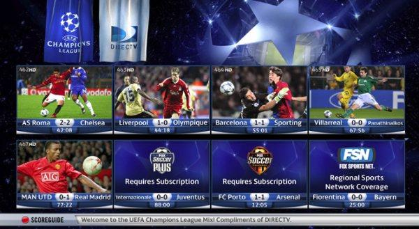 Directv Launches Fox Soccer Channel Hd Tomorrow Engadget