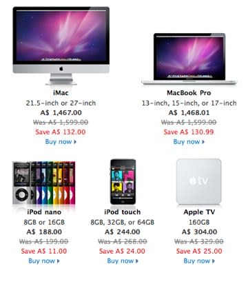 Apple Black Friday Deals Hit The Australian Store Engadget