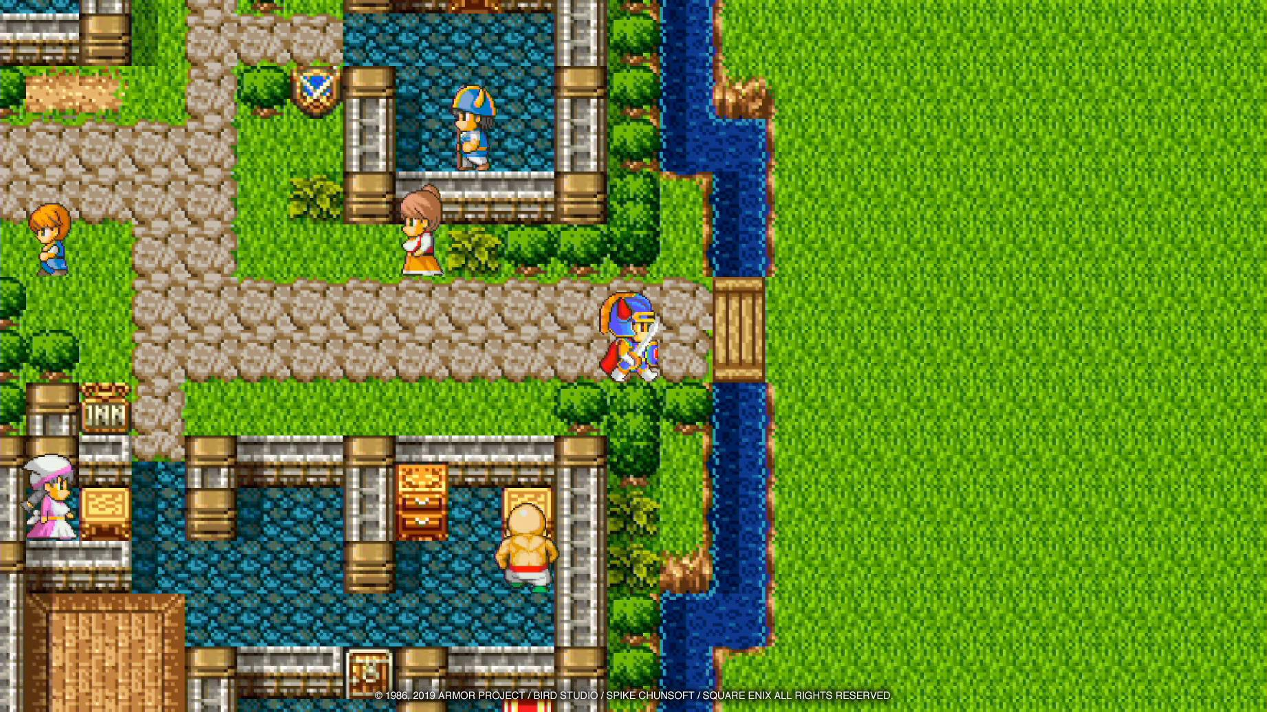 Classic Dragon Quest Games Come To Nintendo Switch Engadget