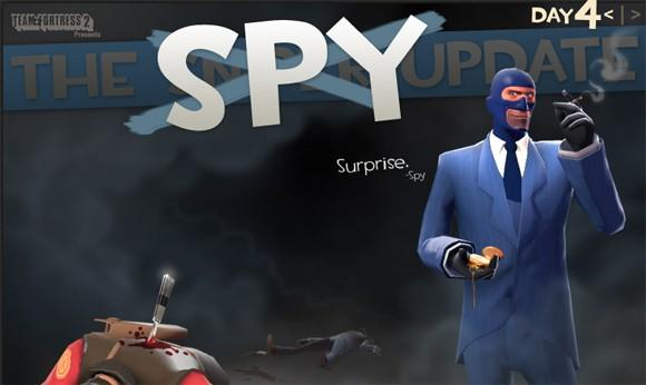 Spy Kills Sniper Everyone Gets Free Team Fortress 2 Weekend