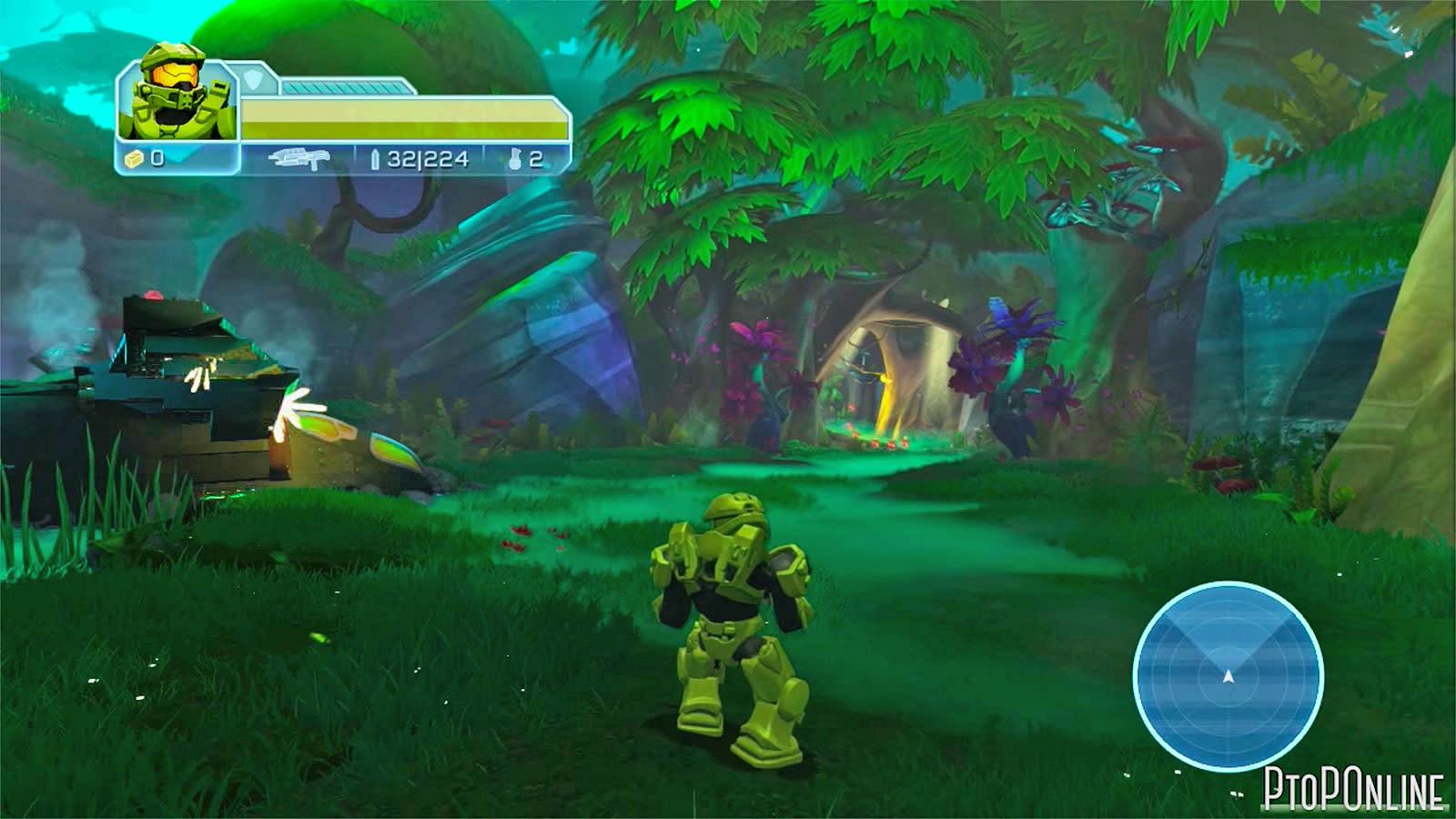 Halo Developer Hints It Could Revive A Scrapped Mega Bloks Game Engadget