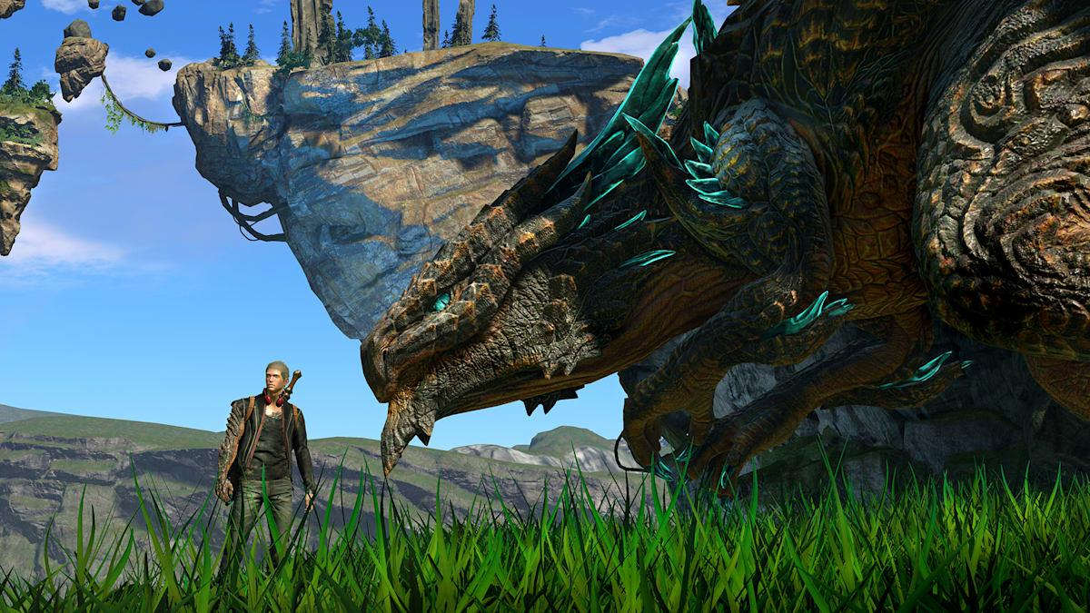 A Game About A Dude And His Dragon Is My Xbox One Must Have Engadget