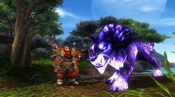 Guide To Hunter Pets In Warlords Of Draenor Engadget