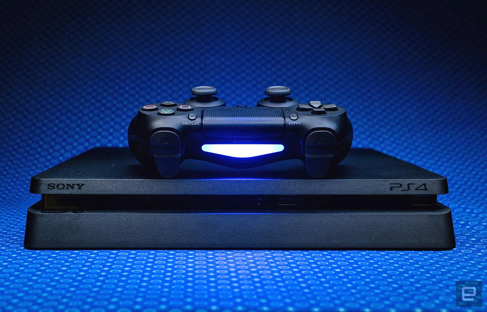 Playstation 4 Slim Review Wait For The Ps4 Pro If You Can Engadget