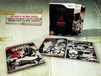 House Of The Dead Overkill Gets Euro Release Date Collector S