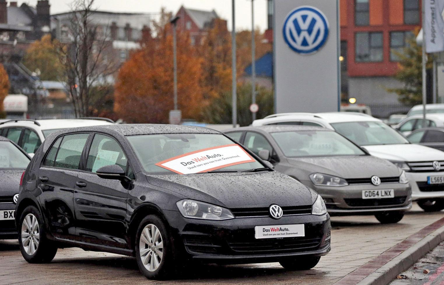 Volkswagen Can Sell Some Diesel Cars In The Us Again Engadget