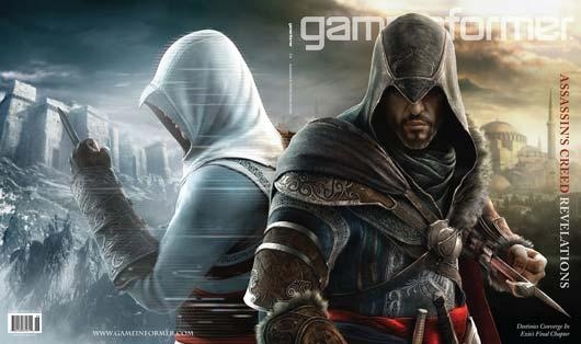 Assassin S Creed Revelations Details From Gi Hookblades Bombs And La Noire Esque Facial Capture Engadget
