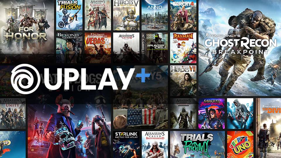 Uplay Gaming Subscription
