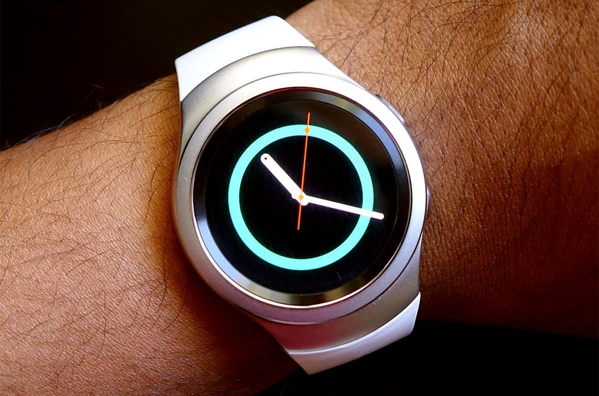 Patria católico perecer  Gear S2 review: Samsung's best smartwatch is still a work in progress |  Engadget