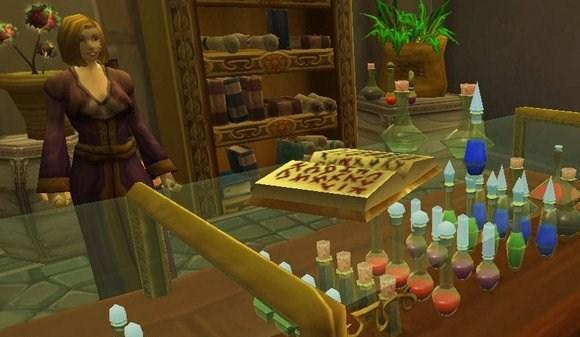 A Beginner S Guide To Wow S Crafting Professions Engadget