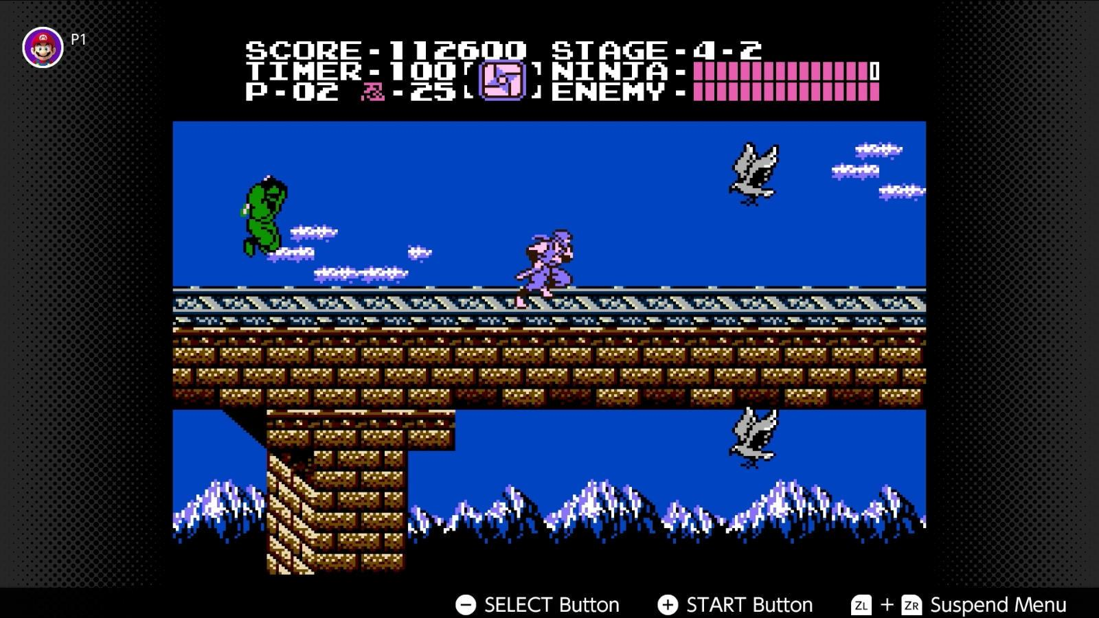 Ninja Gaiden And Other Nes Classics Are Coming To Switch Online