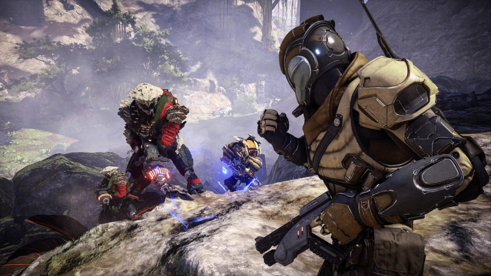 Mass Effect: Andromeda' looks to the future with an Xbox One X ...