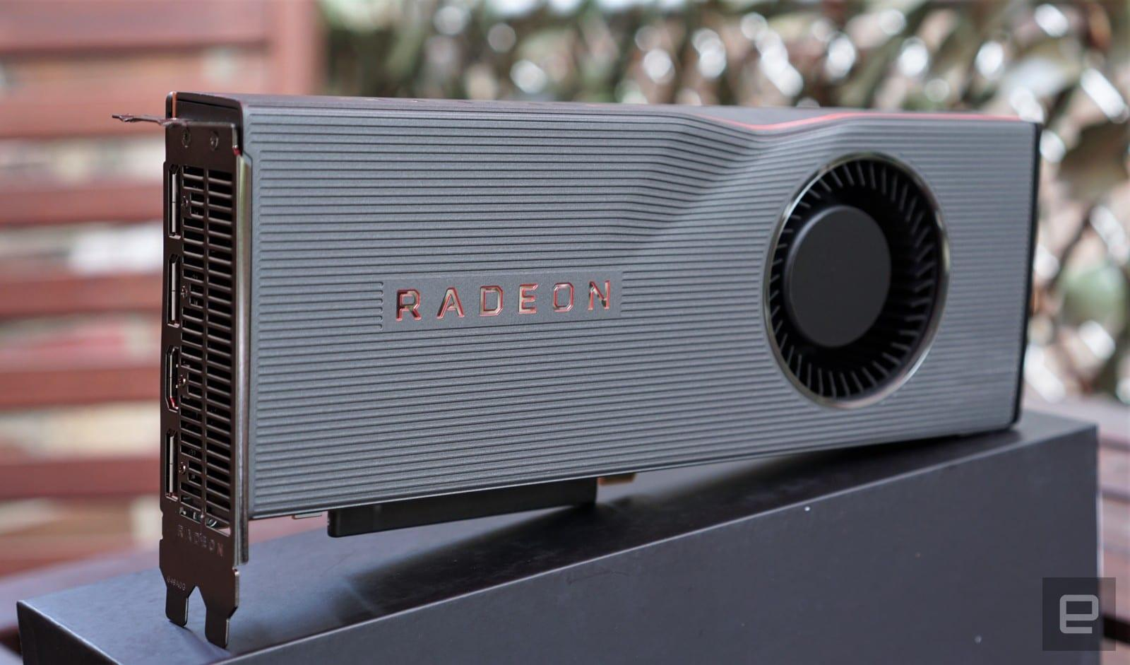Radeon RX 5700 and 5700 XT review: AMD brings the fight back to NVIDIA | Engadget