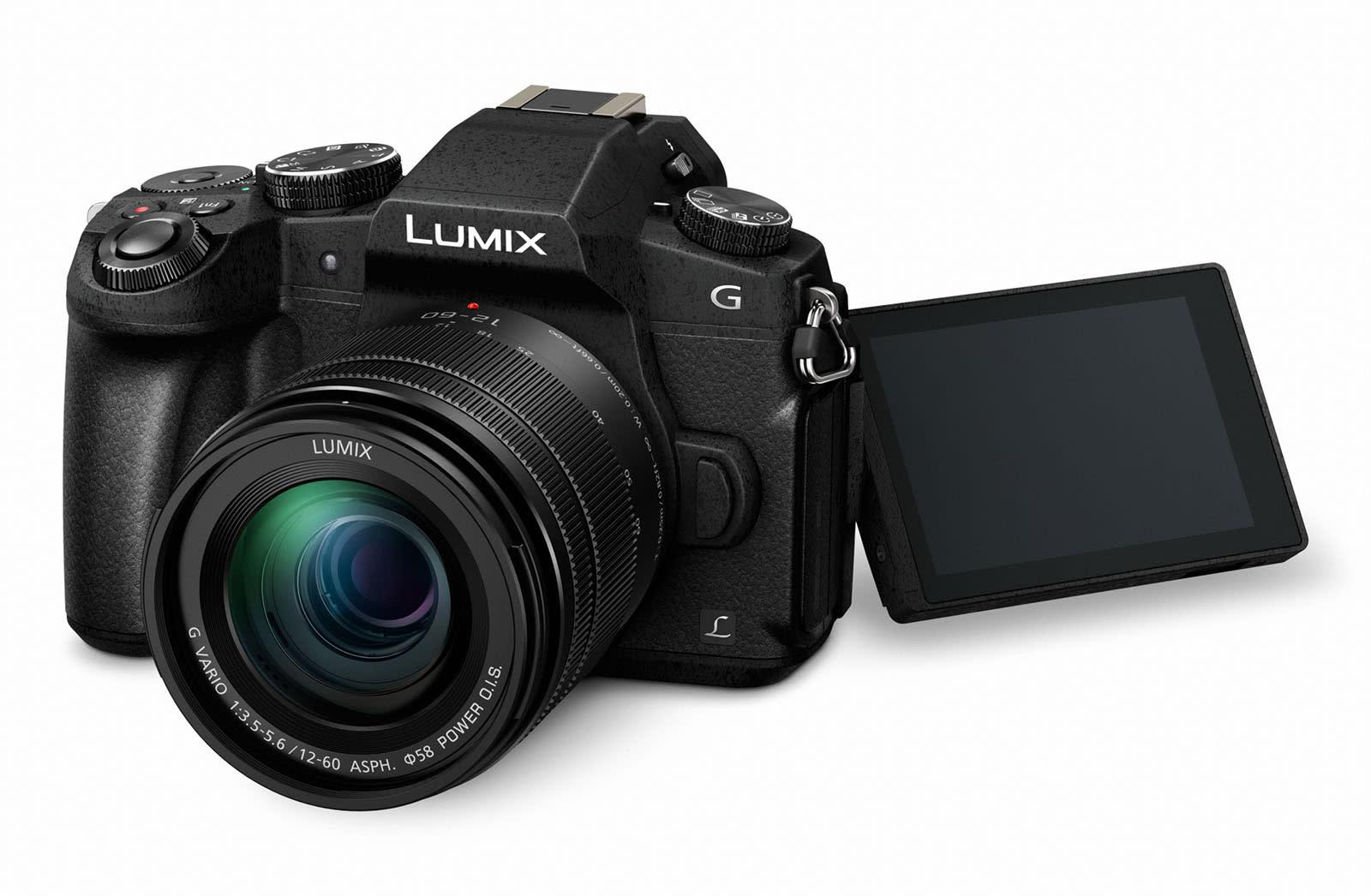 Panasonic Targets Budget 4k Videographers With The Lumix G85 Engadget
