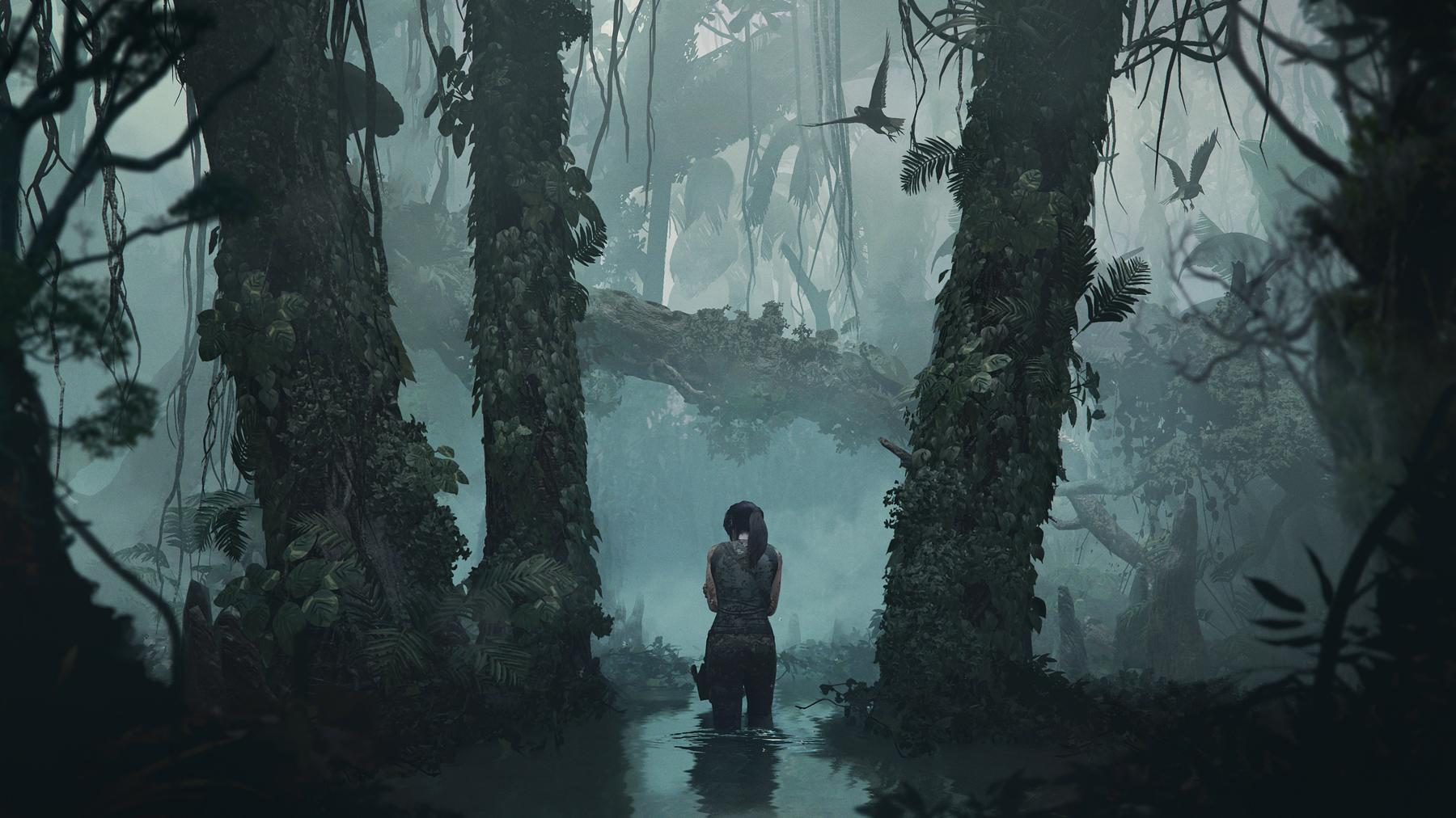 Obsession Drives Lara In Shadow Of The Tomb Raider Engadget