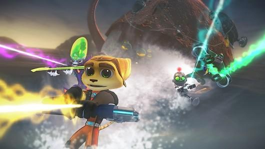 Ratchet Clank All 4 One Preview For All Engadget