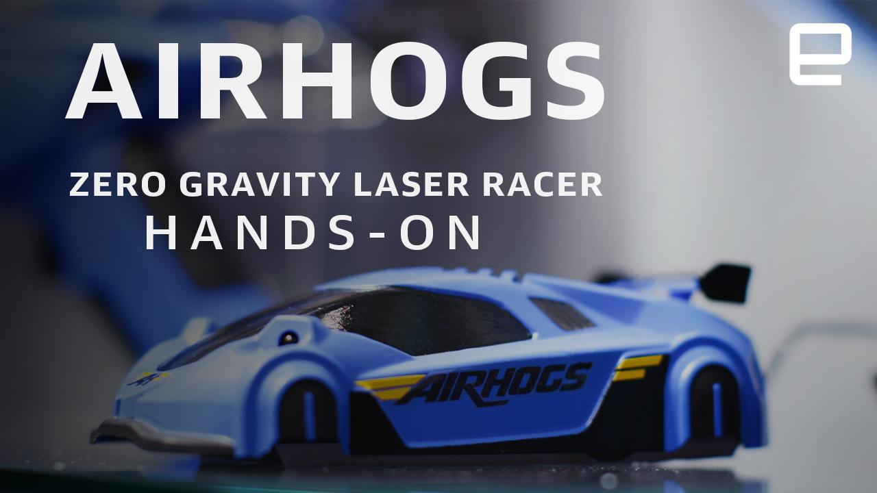 Air Hogs New Racer Is The Spider Man Of Remote Controlled Cars Engadget