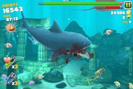 Hungry Shark Evolution swims back to life with 3D graphics | Engadget
