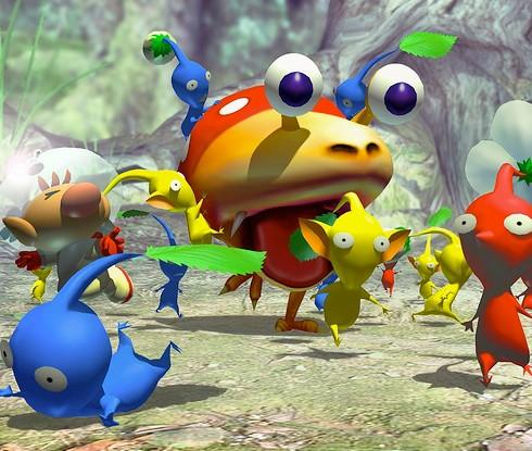 Pikmin Remake Launches Dec 25 In Japan Nintendo Unveils More