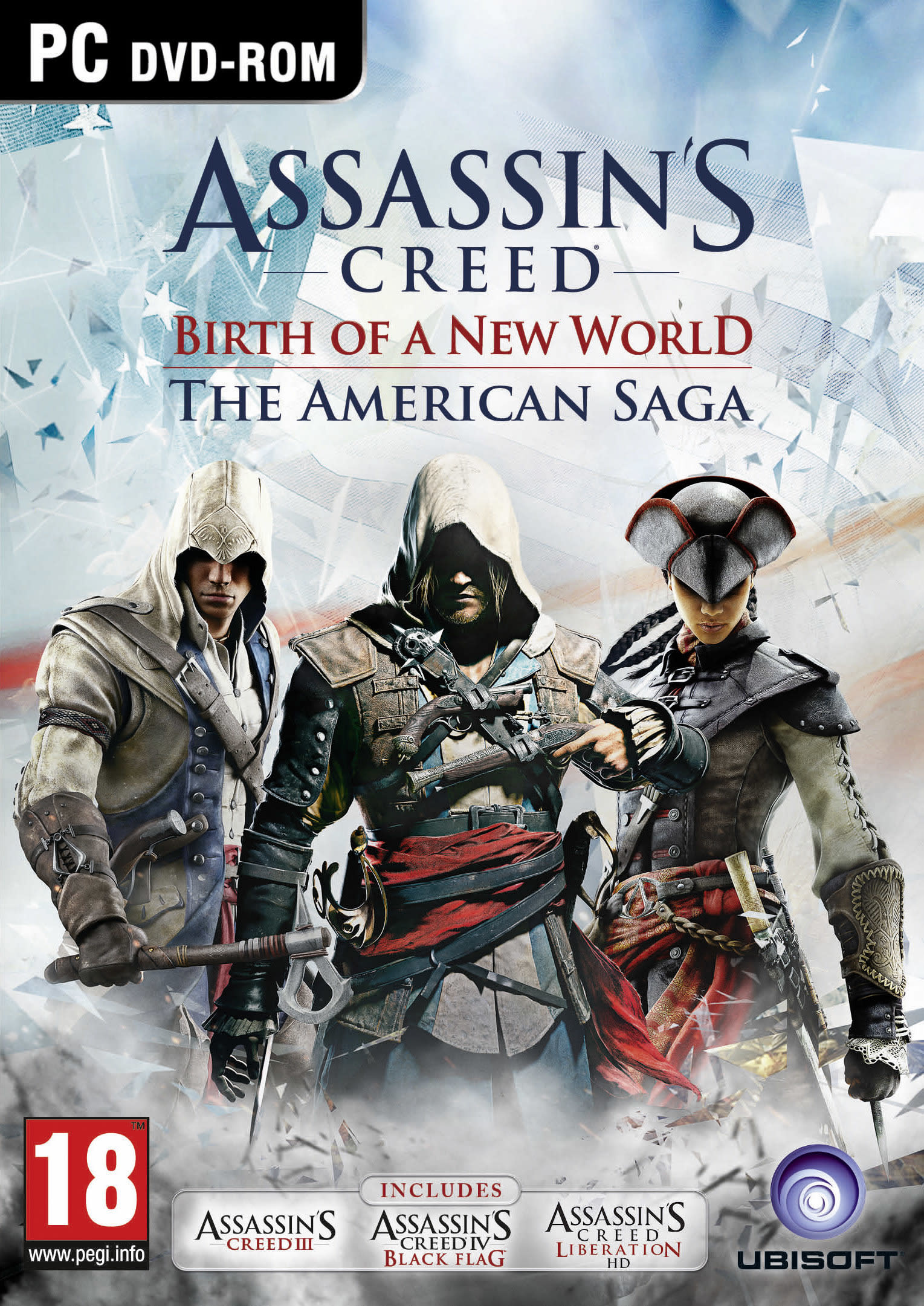 Assassin S Creed Bundles Up Its American Saga For October Engadget