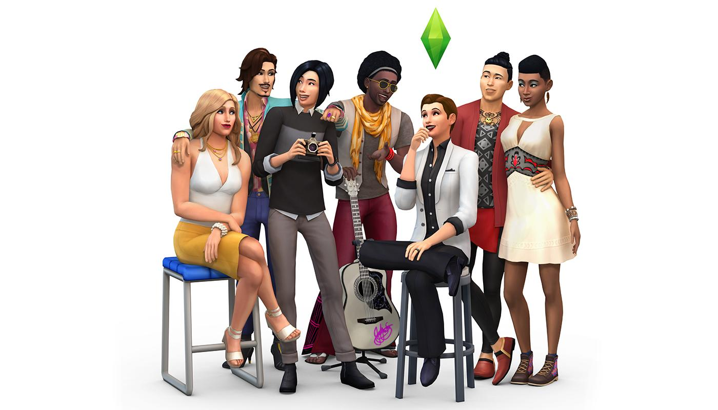 Sims 4 Removes Gender Barriers In Create A Sim Engadget