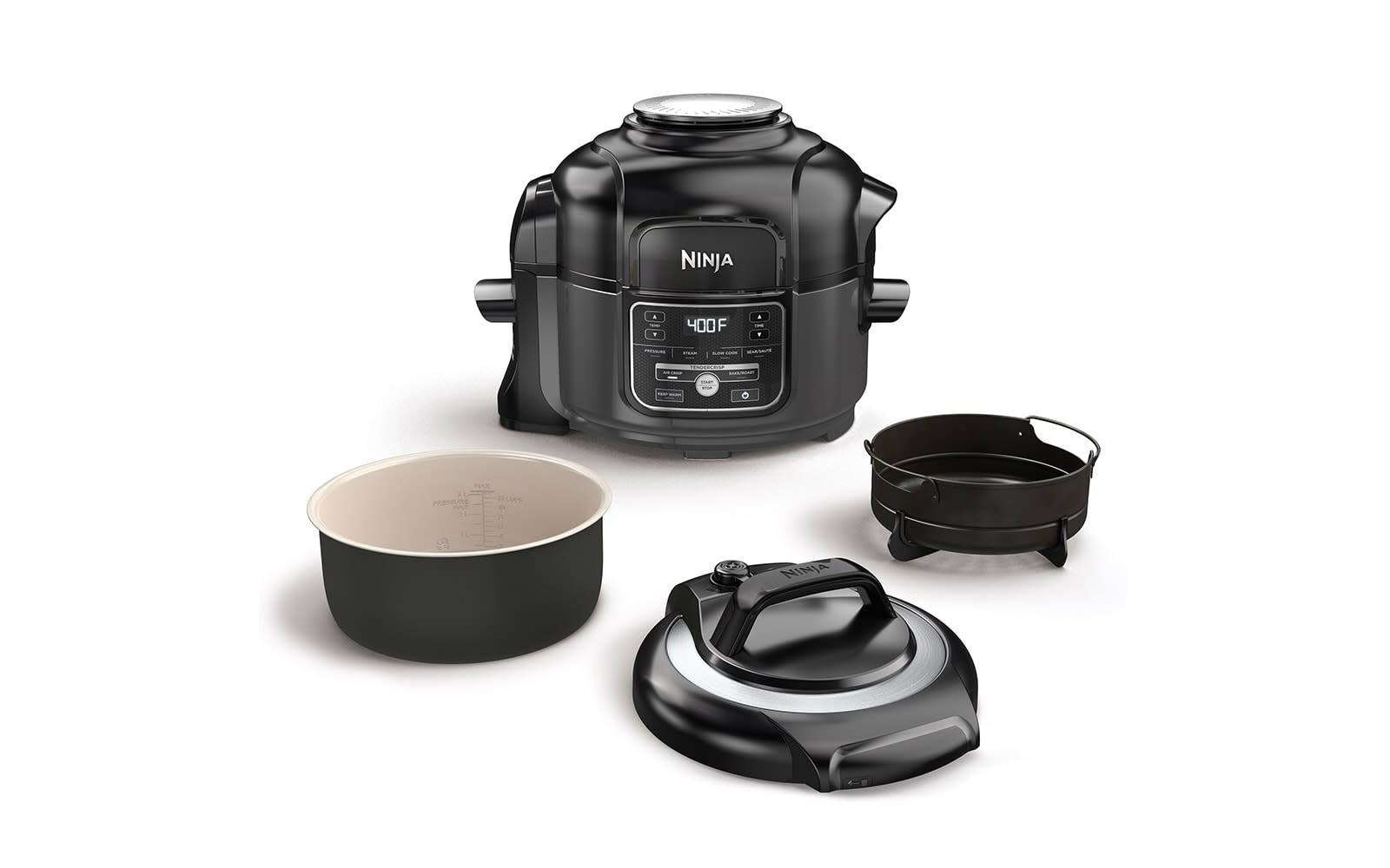 Amazon Cuts The Price Of The 7 In 1 Ninja Foodi Cooker To 125