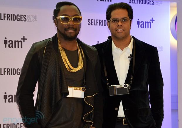 Will I Am Launches Pricey I Am Camera Add Ons For Iphone We Go Hands On Video Engadget
