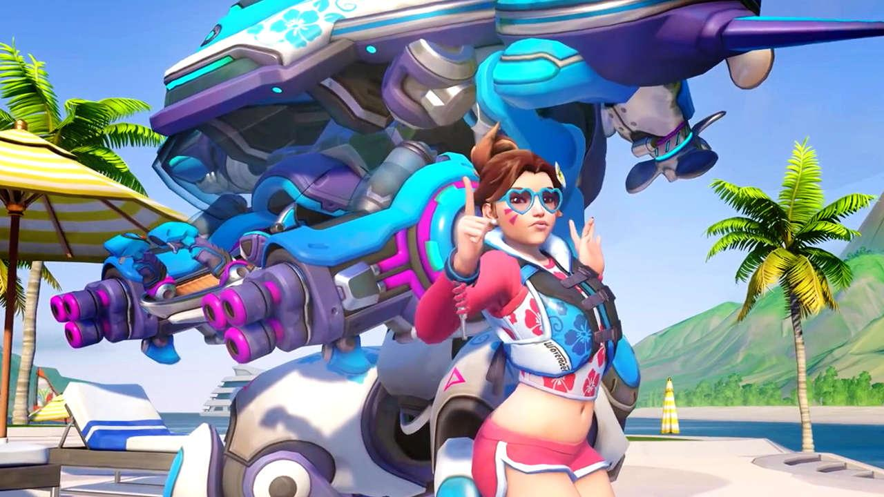 Ai Service Gives Overwatch Players In Game Coaching Engadget