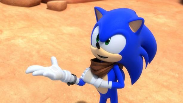 Sonic Boom Cartoon Goes Zoom Zoom On November 8 Engadget