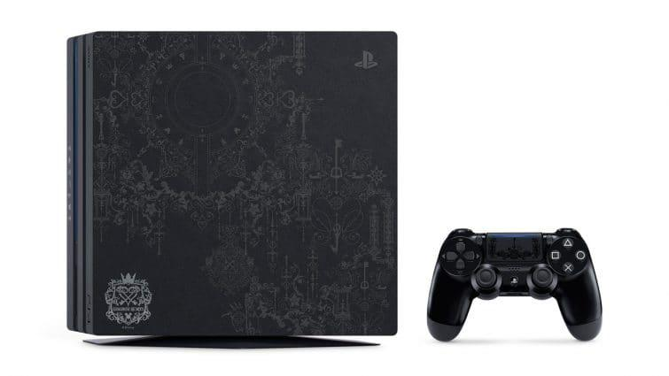 Sony Has A Ps4 Pro Bundle For Kingdom Hearts Iii Fans Engadget