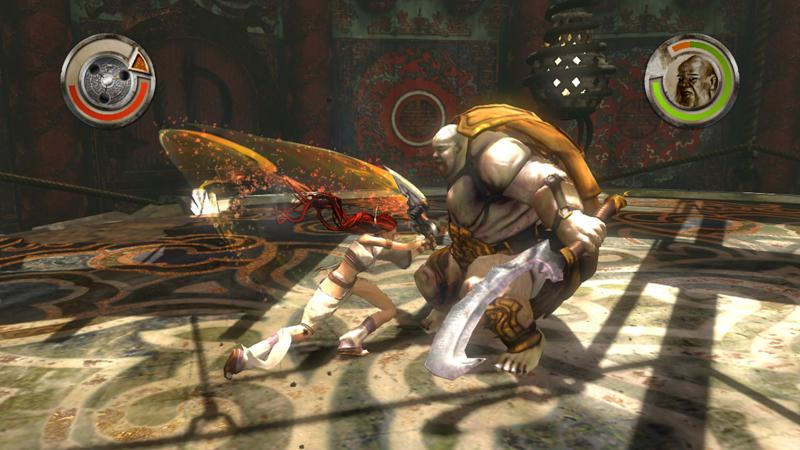 Sgd 07 Heavenly Sword Gallery Shows In Game Footage Engadget