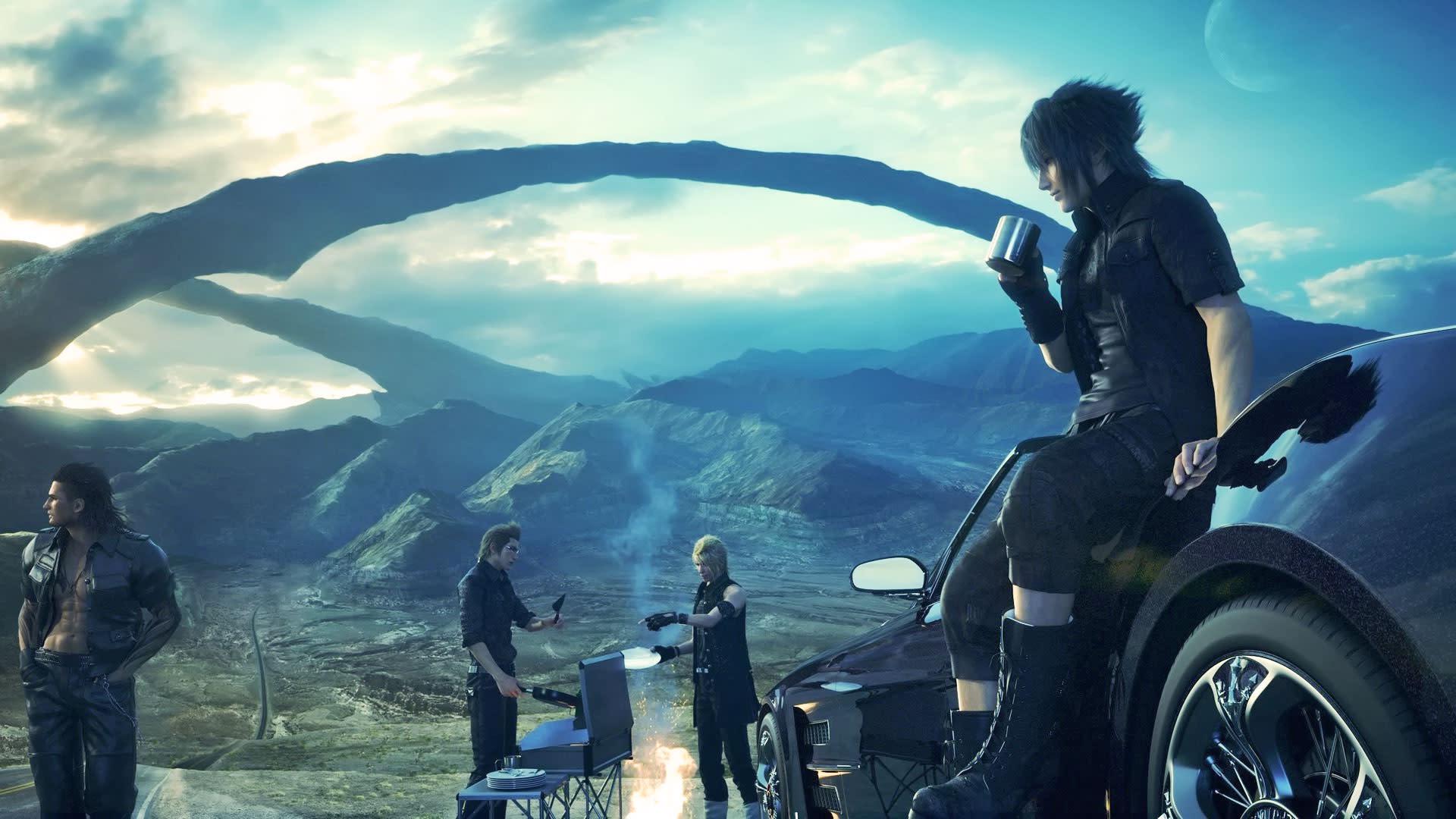 The 'Final Fantasy XV' season pass includes six DLC packs | Engadget