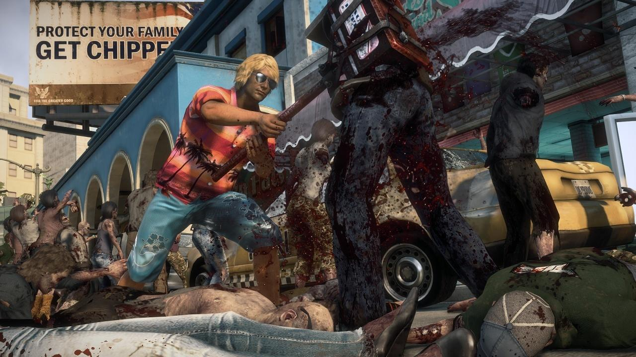 Dead Rising Watchtower Takes A Bite Out Of Crackle In March