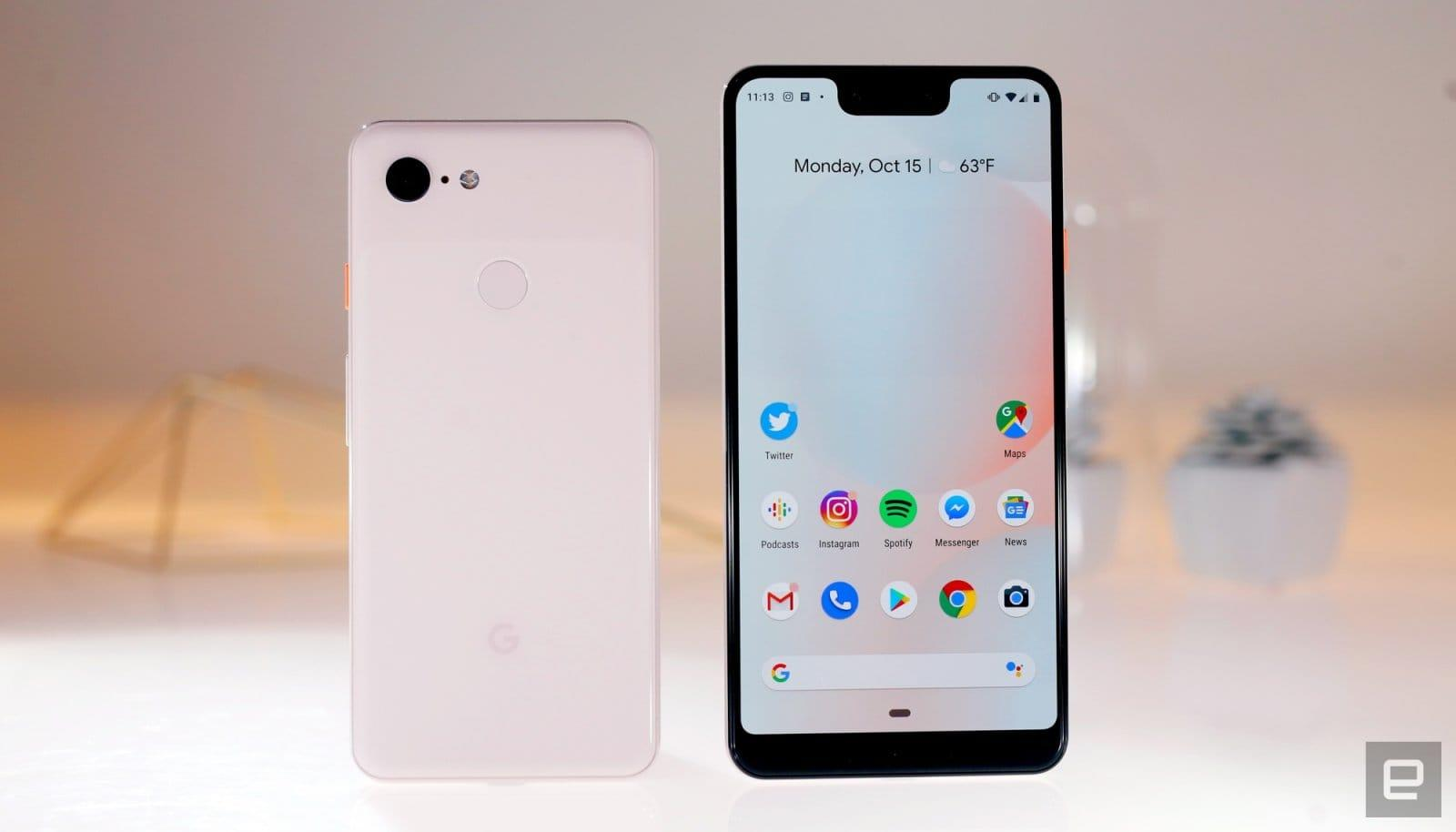 Amazon slashes the price of the Google Pixel 3 to $349 (updated ...