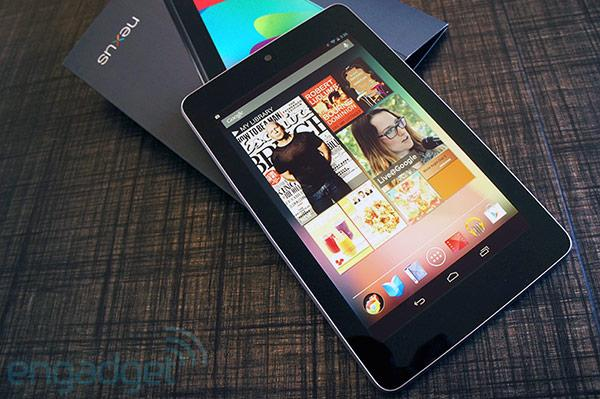 Gamestop Plans To Sell Nexus 7 Starts Taking Android Tablet Trade Ins Engadget