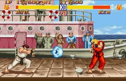 Street Fighter 2 Rock Opera Has Famous Fighters Sing Their Hearts