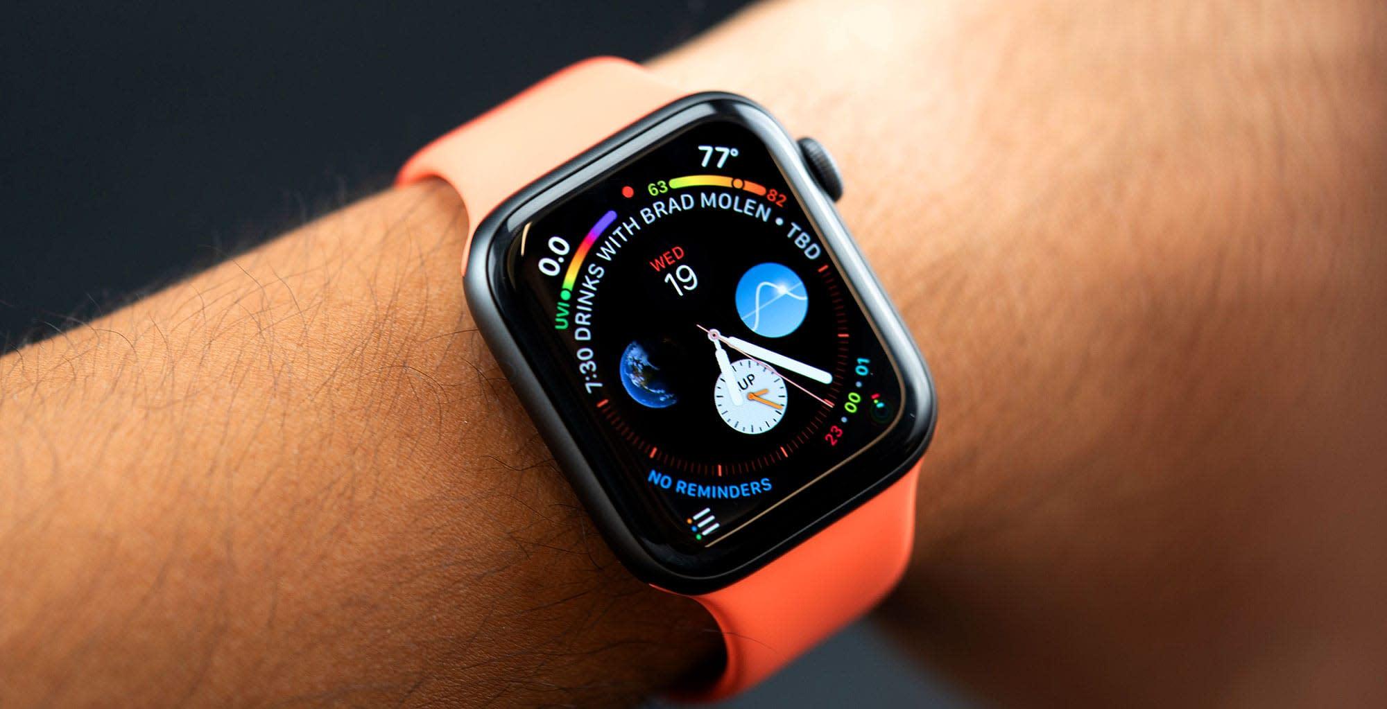 Apple Watch Series 4 Review Small Tweaks Make A Big Impact Engadget