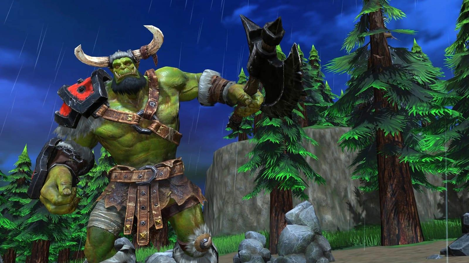 Warcraft Iii Reforged Modernizes Another Real Time Strategy Hit