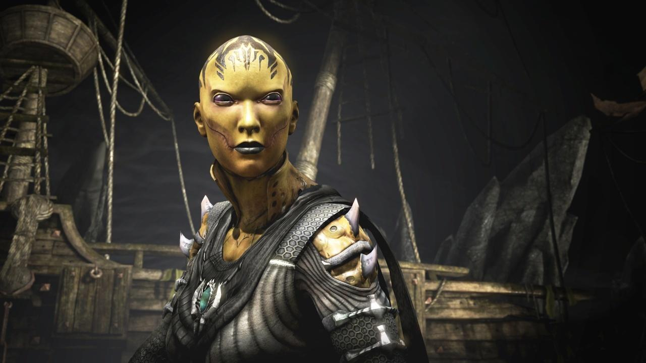 Mortal Kombat X And The Beauty Of Gore Engadget