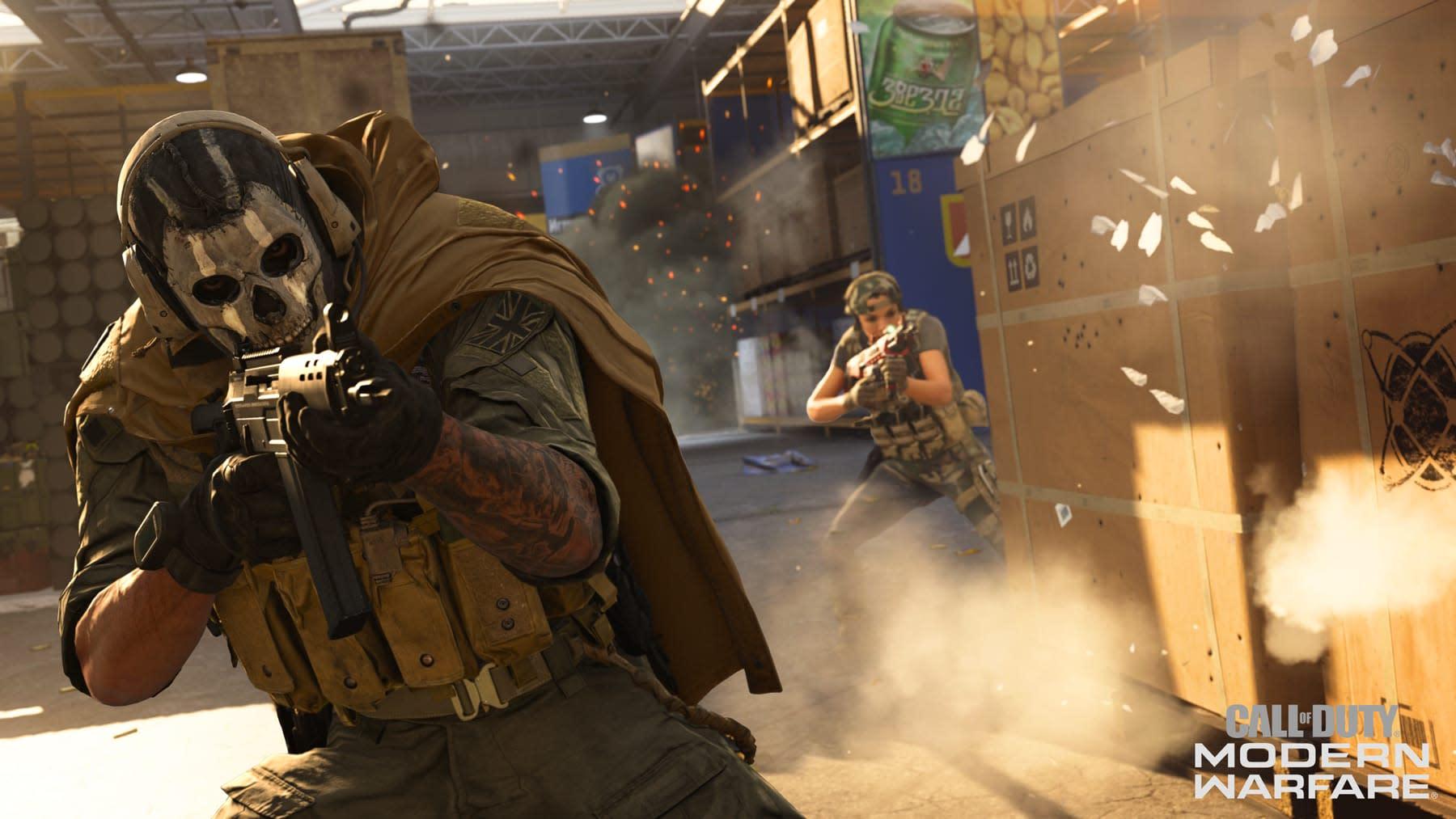 Call Of Duty Warzone Leak Details A Free Cross Platform Battle