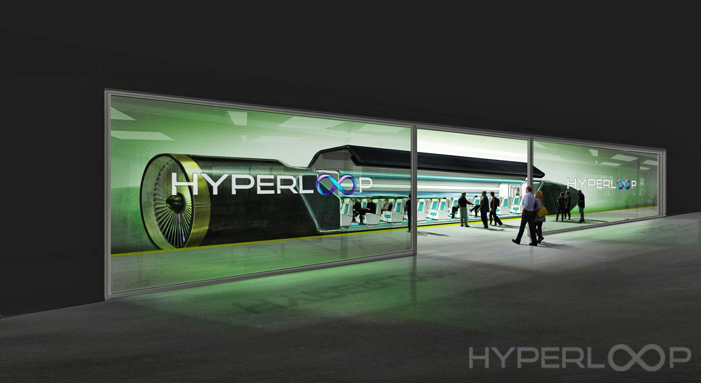 Hyperloop Technologies Gets A New Name Ahead Of Propulsion Test Engadget