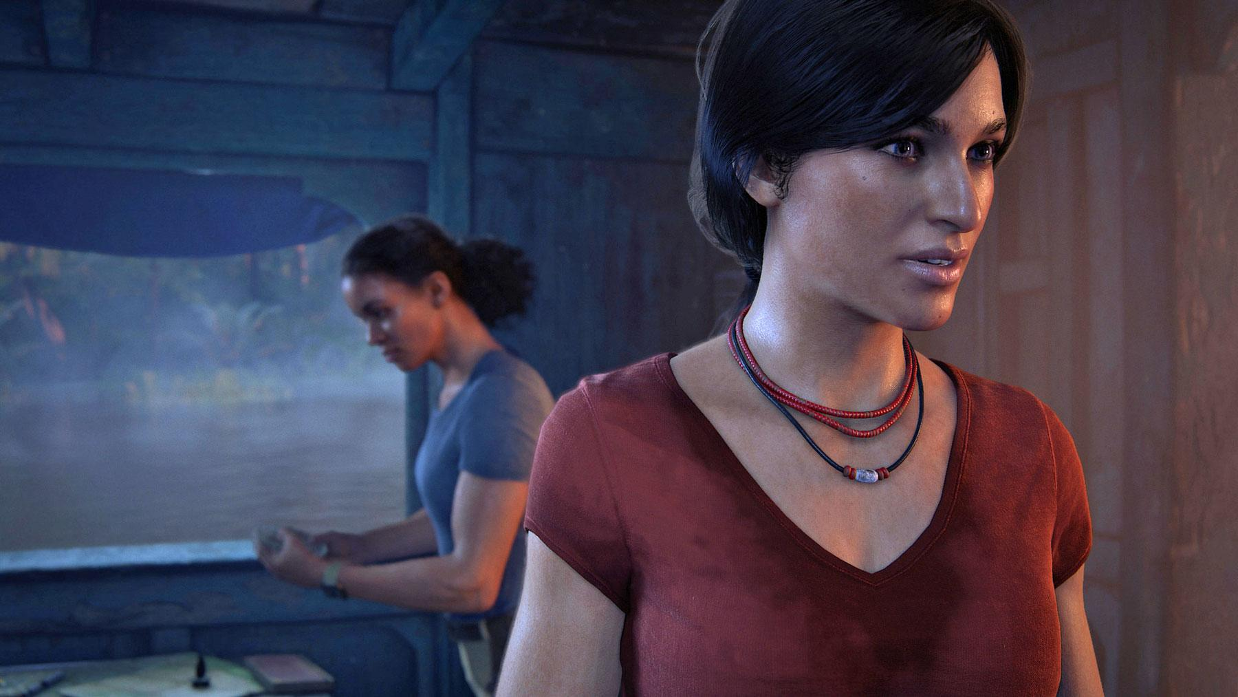 The Lost Legacy Takes Uncharted Back To Basics Engadget
