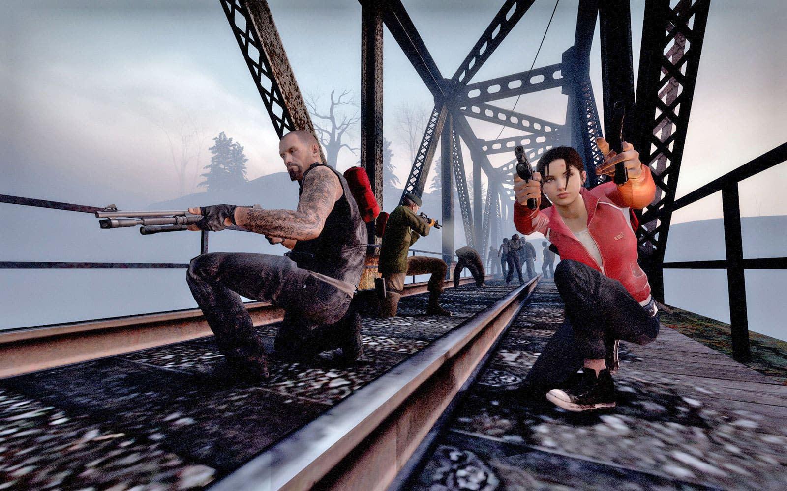 Left 4 Dead Studio Turtle Rock Returns With Back 4 Blood Engadget